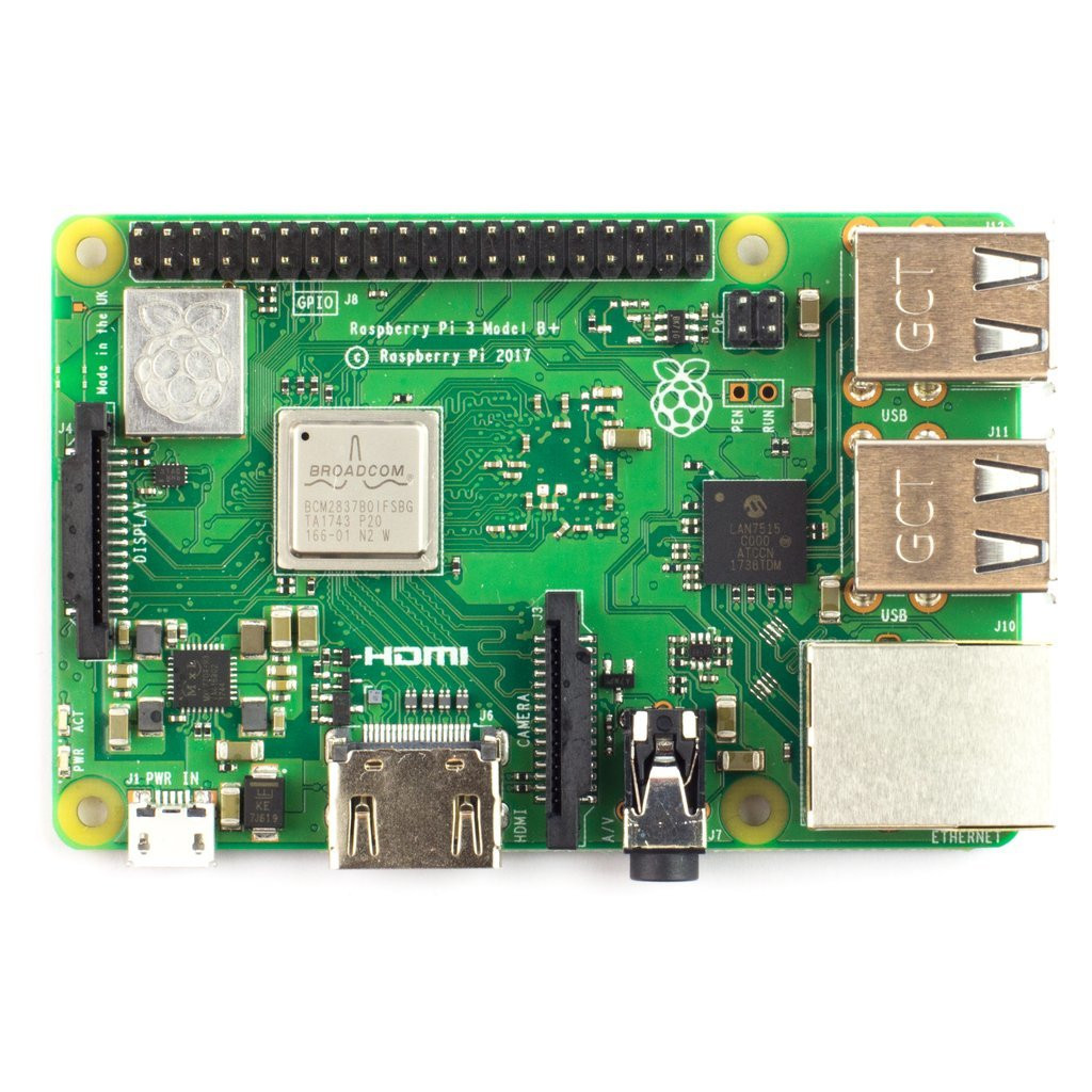 Current Pi Boards