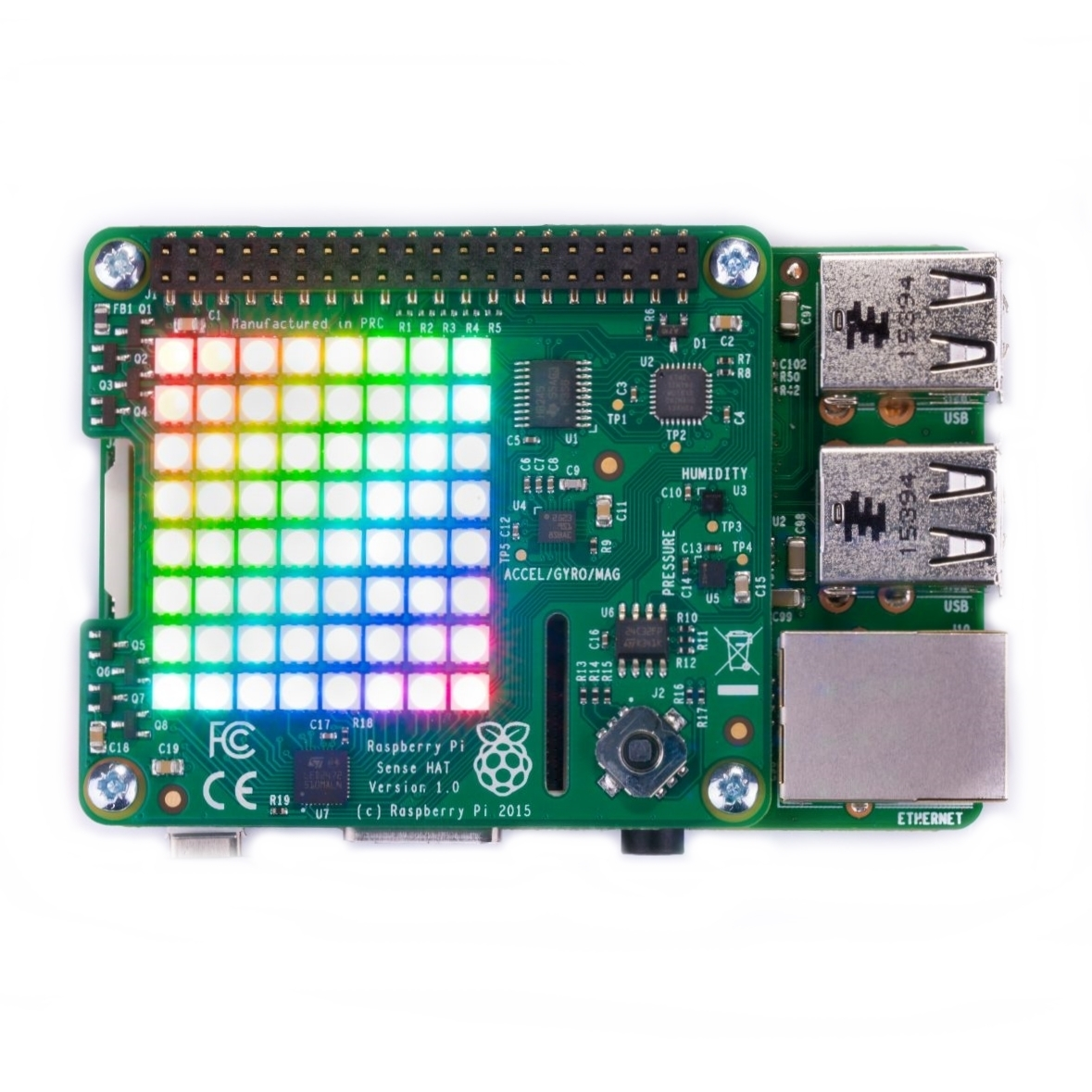 Raspberry Pi HATs and Add-On Boards