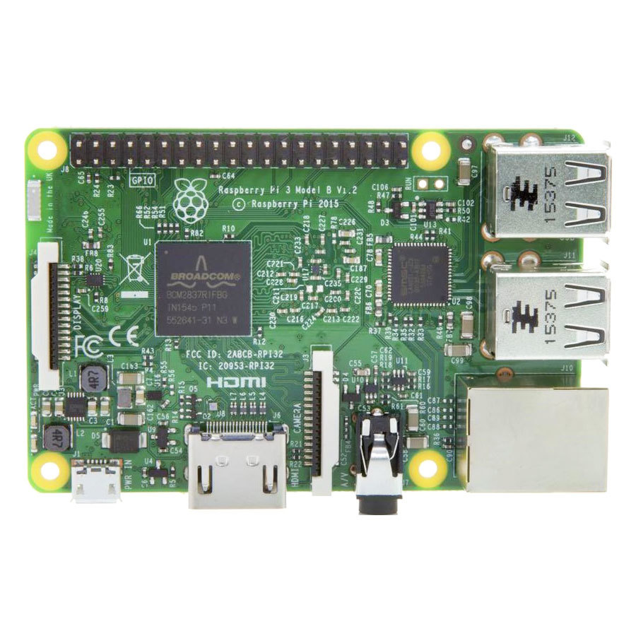 Legacy Pi Boards