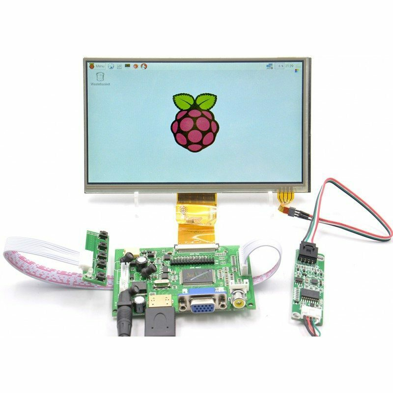 Raspberry Pi Screens and Displays