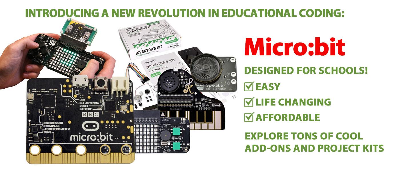 Micro:bit in Canada
