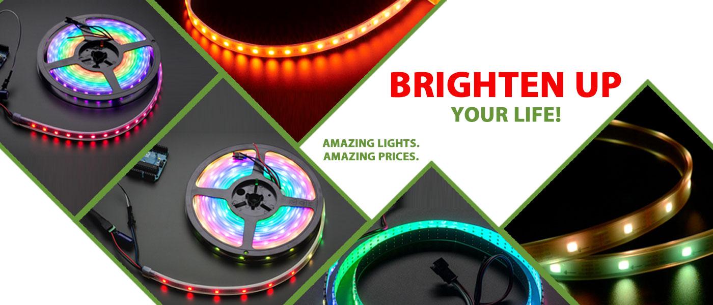 Brighten Up Your Liefe