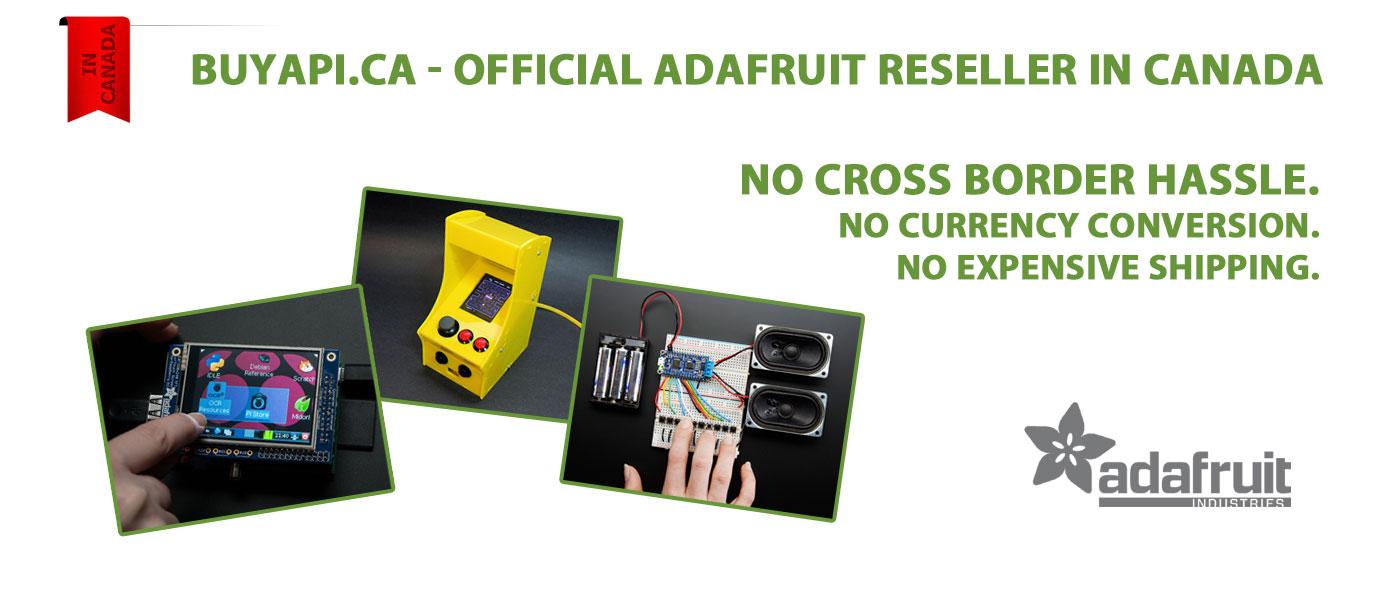 Official Adafruit Reseller in Canada