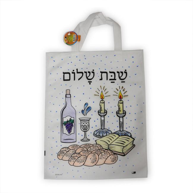 Shabbat Tote Bag Arts & Craft Project
