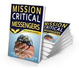 Our Founder Featured in International Best Selling Book - Mission Critical Messengers