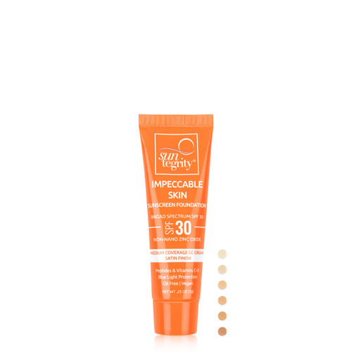 DELUXE SAMPLE TUBE - Impeccable Skin, Broad Spectrum SPF 30