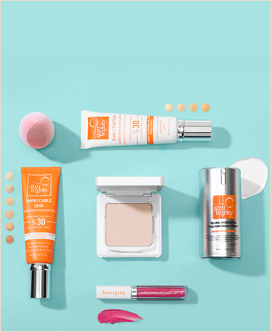 Suntegrity Skincare Face Care Products
