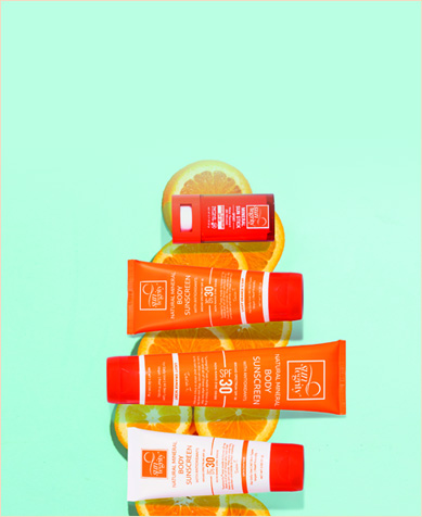 Suntegrity Skincare Body Care Products