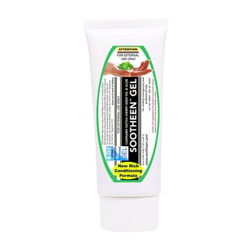 Sootheen® Cannabis Sativa Gel 4 oz