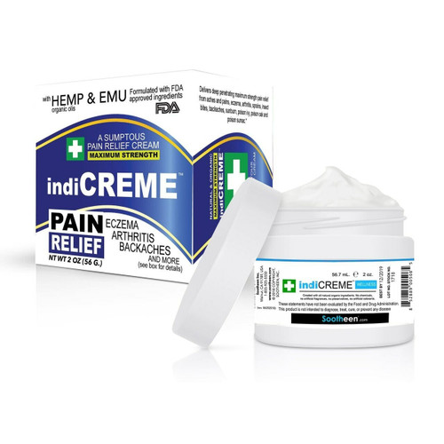 indiCREME® Wellness • Original Formula • 2 oz