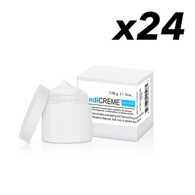 indiCREME® Wellness (Original Formula) 0.25 oz - BULK