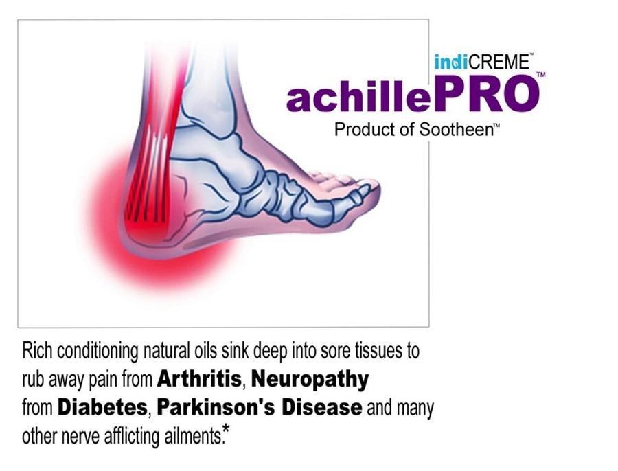 achillePRO® Post-Workout Foot Cream