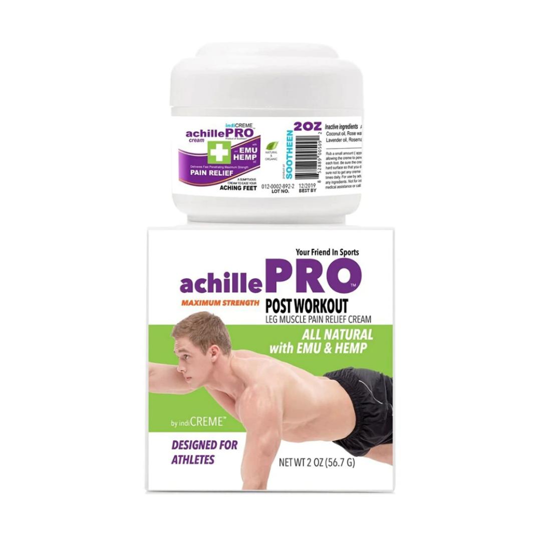 High potency CBD knee pain relief cream