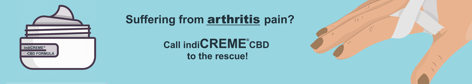 ANTI ARTHRITIS PAIN RELIEF ALL NATURAL WITH CBD AND HEMP