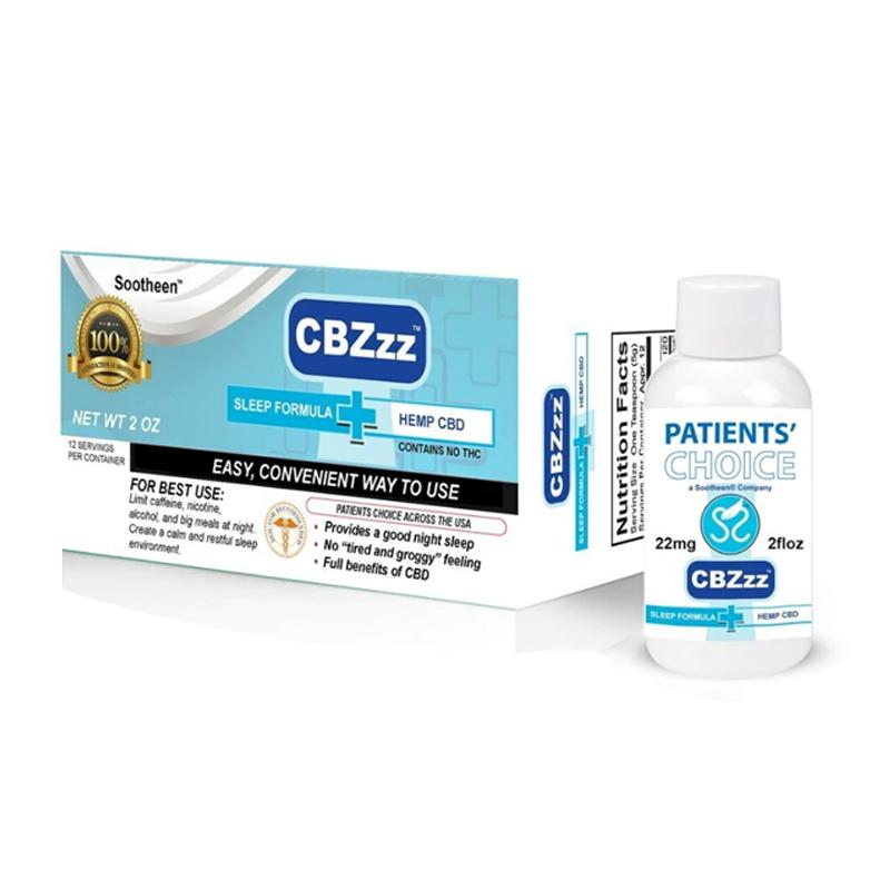 CBZzz® Sleep Formula