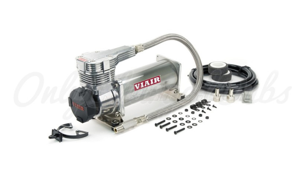 Viair 485C Gen 2 Chrome Compressor