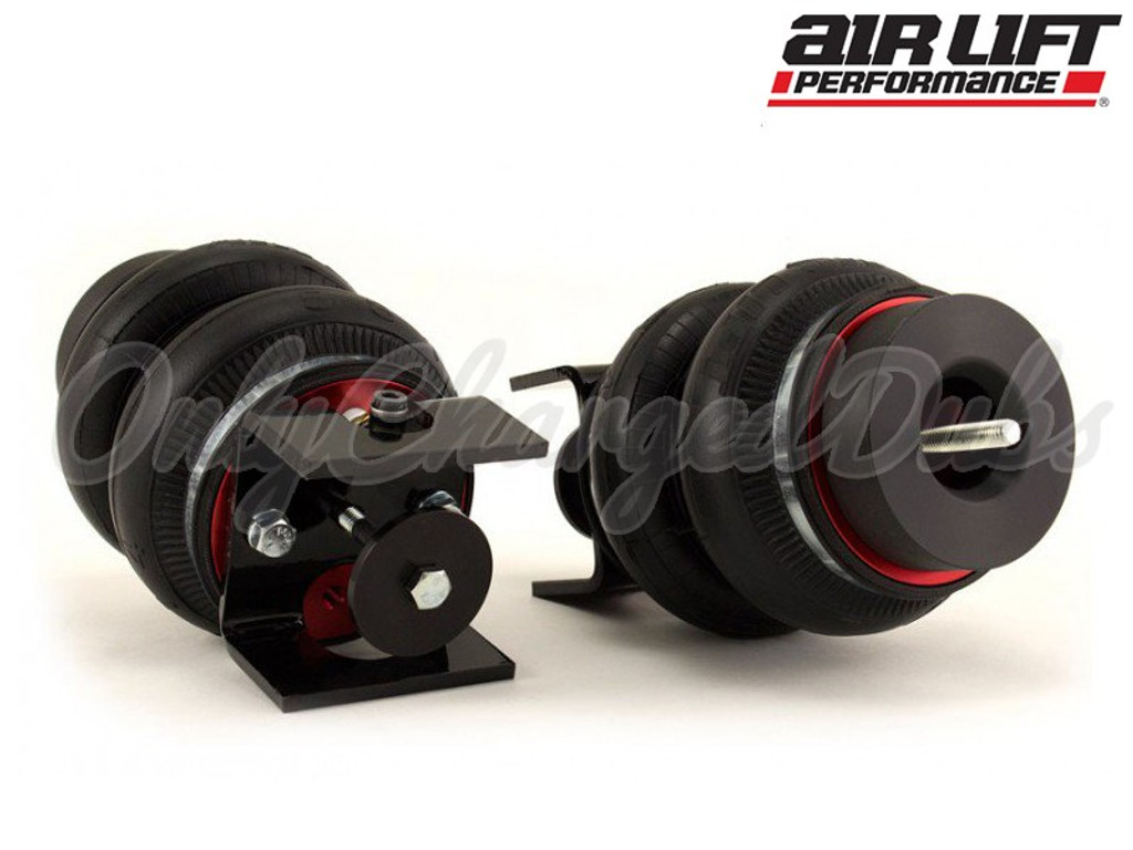 Air Lift Performance Double Bellow Rear Kit With Performance Shocks - AWD