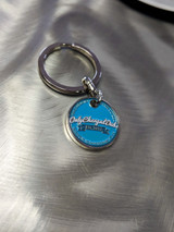 Only Charged Dubs Token Keyring