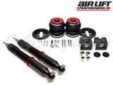 Air Lift Performance VAG Mk5/6 FWD Rear Kit - Performance Shocks