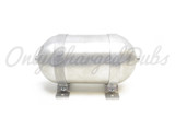 "Seamless Aluminium Air Tank - 18"" x 5"" - 2 Gallon"