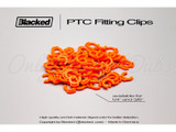 Blacked PTC Fitting Clip - Pack of 10