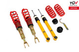 MTS Technik Coilover Kit - Audi A4 B6, B7 & Seat Exeo