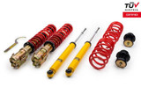 MTS Technik Coilover Kit - Volkswagen Lupo / Seat Arosa
