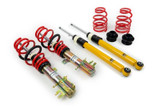 MTS Technik Coilover Kit - Fiat Grand Punto / Punto III / Evo