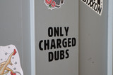 Only Charged Dubs Simple Decal