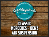 OCD Classic Mercedes-Benz Air Suspension Range