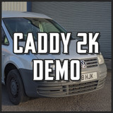 Caddy 2K Project & Demo - Joining the van crew