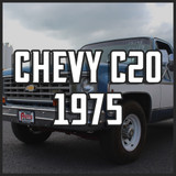 1975 Chevrolet C20 Pickup - Purchase, Import & Plans