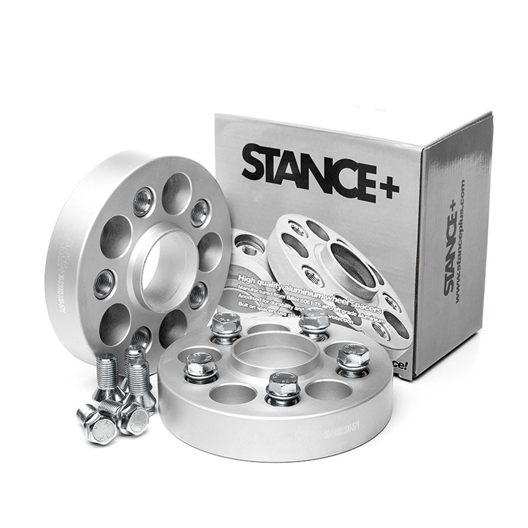 Pair of Spacer 5x120 for BMW 7 Series 08-15 F01 // F02 5mm Wheel Spacers