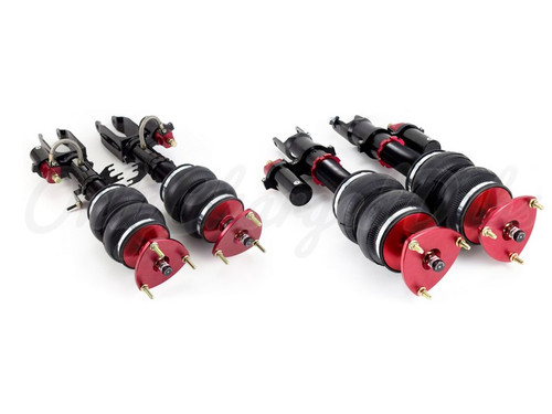 Nissan GT-R R35 AirLift Performance Suspension Pack