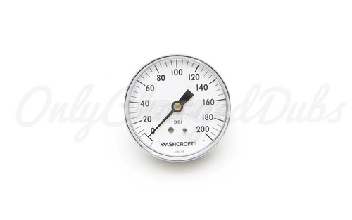Ashcroft Single Needle Gauge
