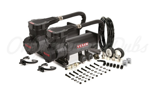 Viair 485C Gen 2 Black Compressor Dual Pack