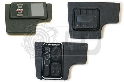 Airlift & Accuair TouchPad Controller Mount For MK5 & MK6