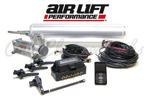 AirLift Performance 3H Management Package