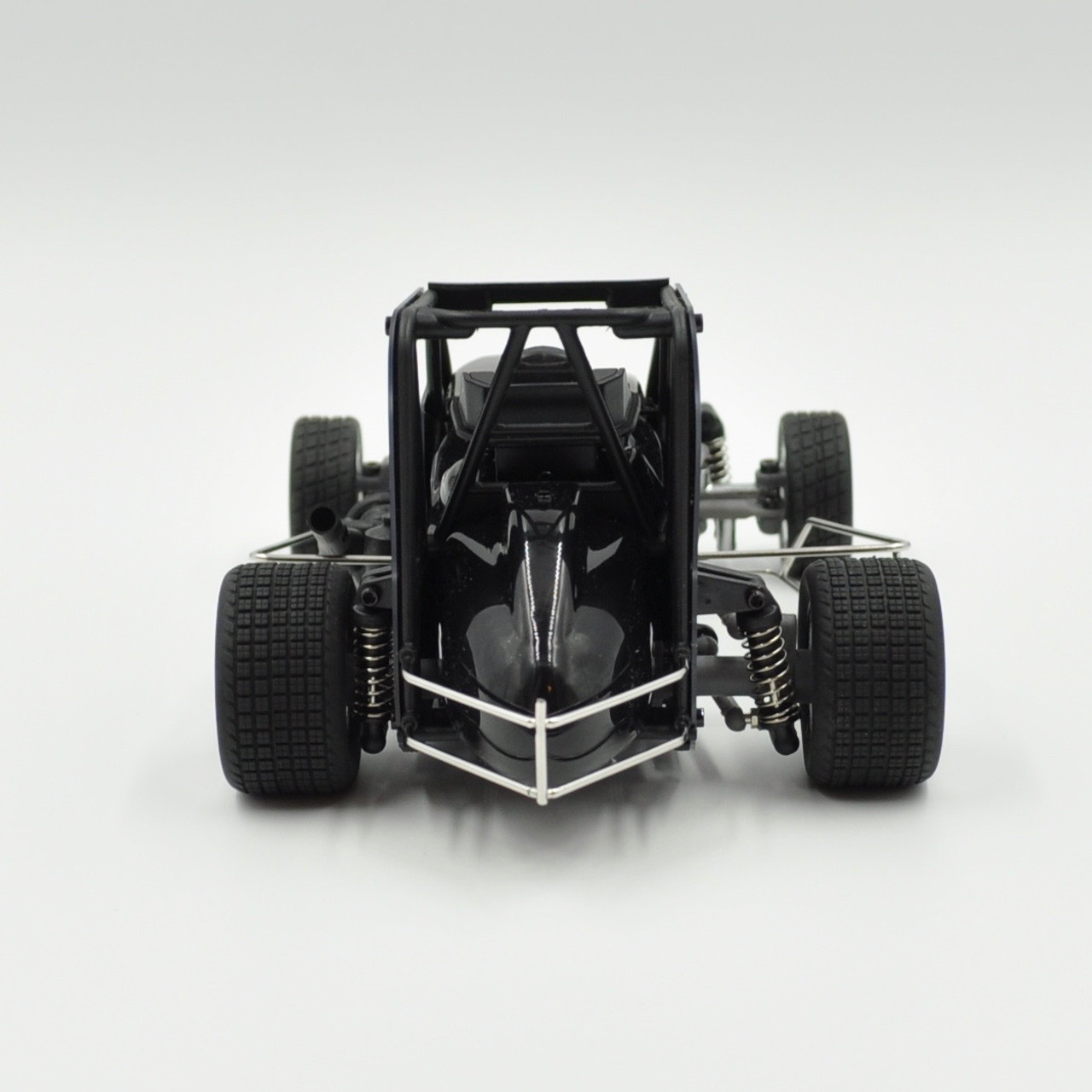 1/18 Midget, Black, RTR