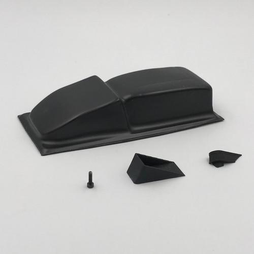 B-Type Hood, Black, 1/18 Midget