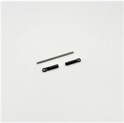 Adjustable Front Tie Rod, 1/18 Mid, Spr, EDM