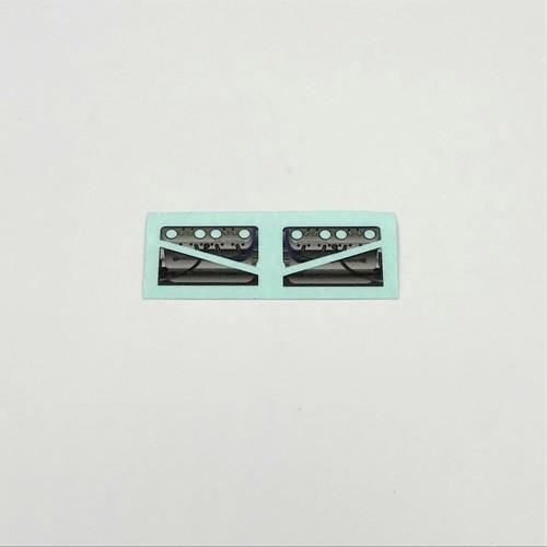 Engine Stickers, 1/18 Sprint