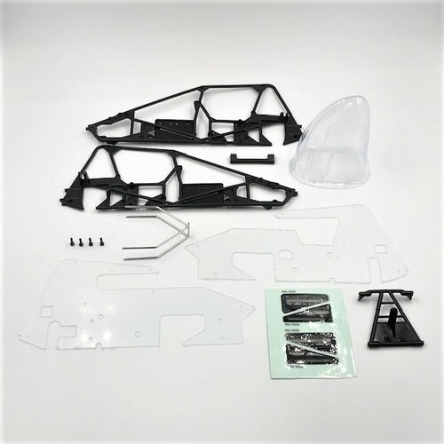 1/18 Silver Crown, Conversion Kit