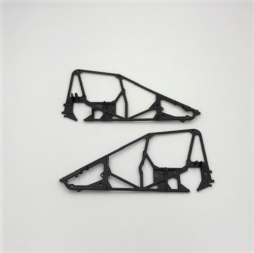 Frame Side Rails, LH/RH, 1/18 Midget