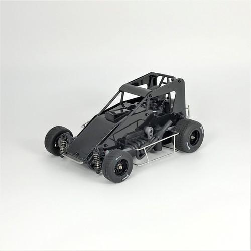 1/18 Midget 2.0, Black, RTR