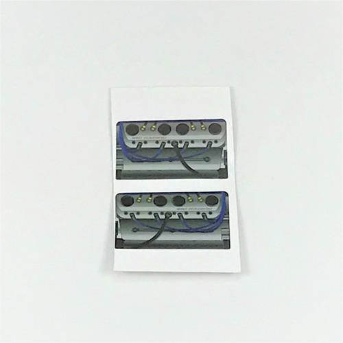 Engine Stickers, 1/18 EDM