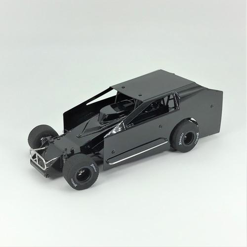 1/18 EDM, Black, RTR