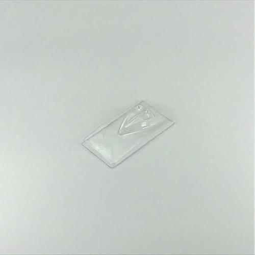 Option Hood 1, Clear, 1/18 EDM