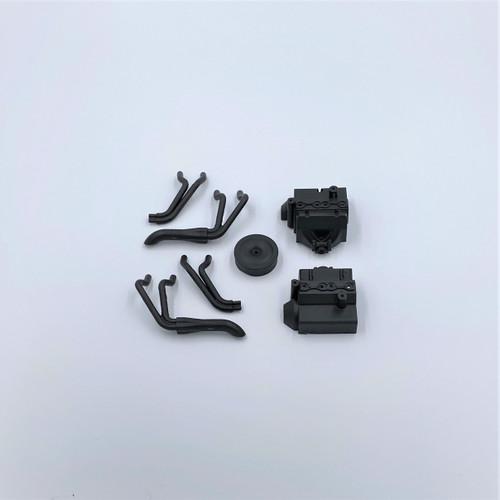 Engine Parts, 1/18 LM
