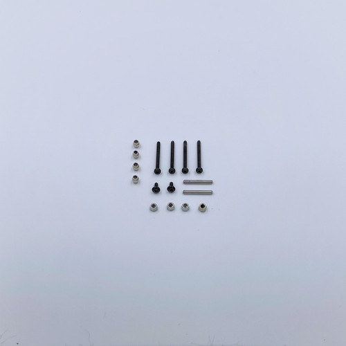 Front Suspension Hardware Set, 1/18 LM